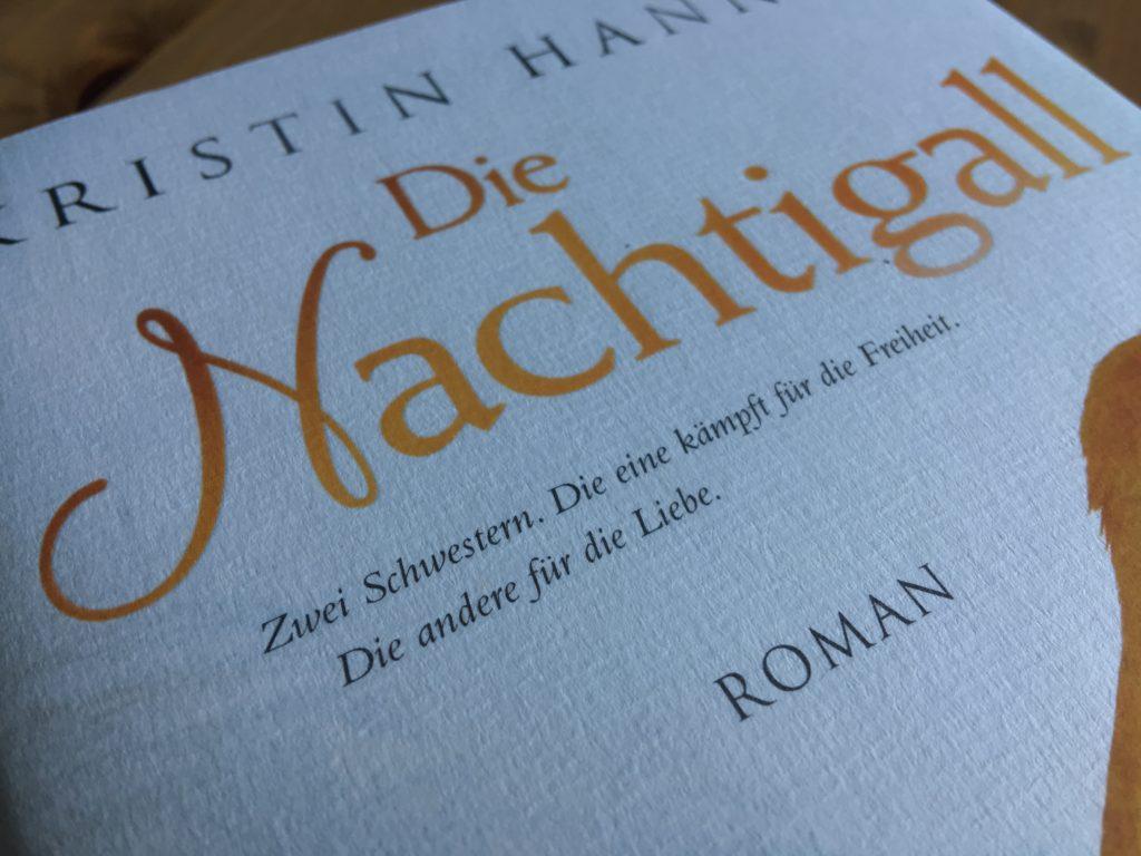 Kristin Hannah_Die Nachtigall_Cover