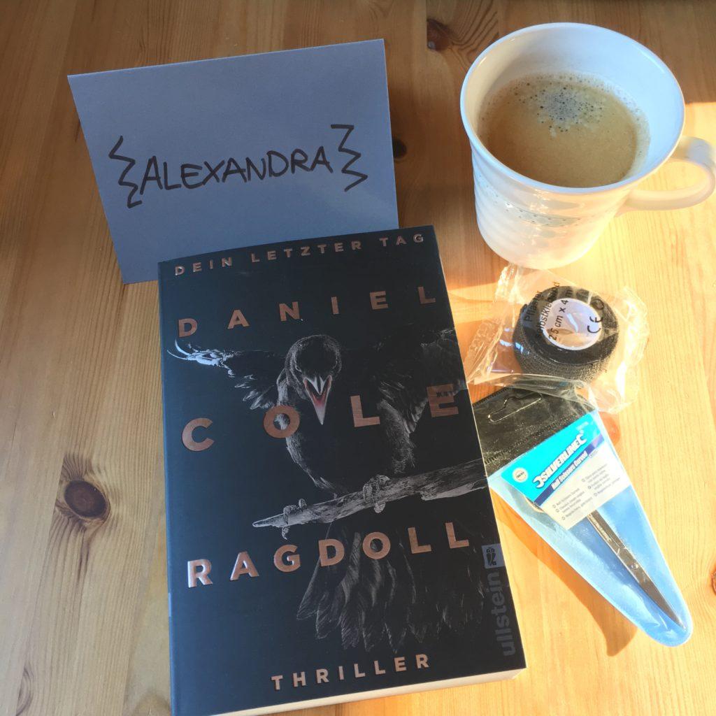 Daniel Cole - Ragdoll - Dein letzter Tag / Ullstein Verlag