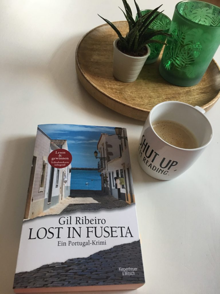 Gil Ribeiro - Lost in Fuseta
