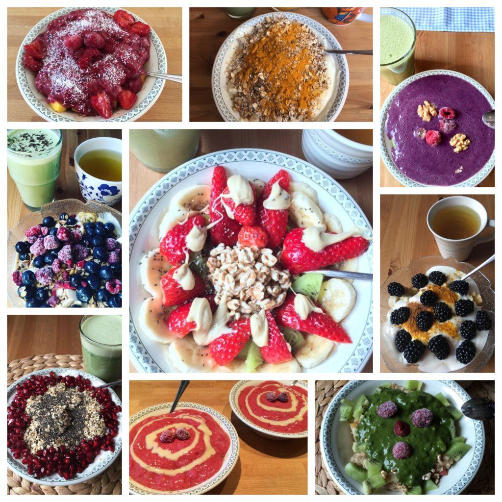Oat Meal Collage