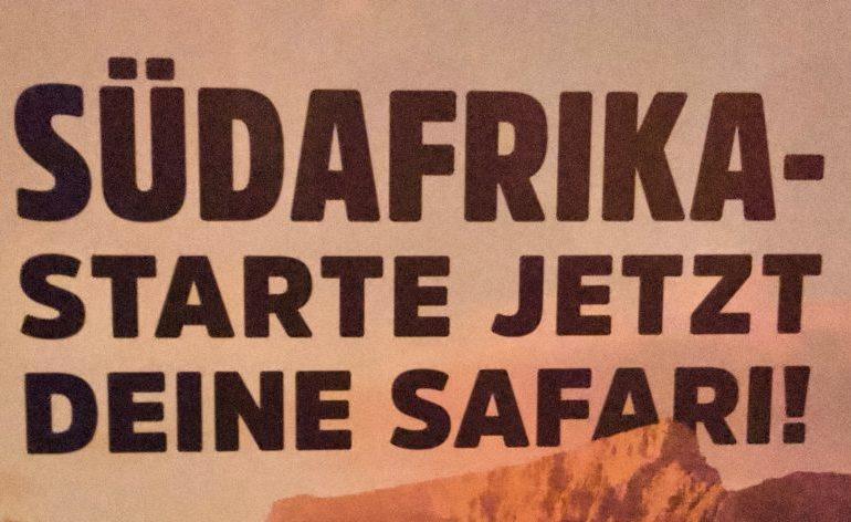 Südafrika starte jetzt deine Safari