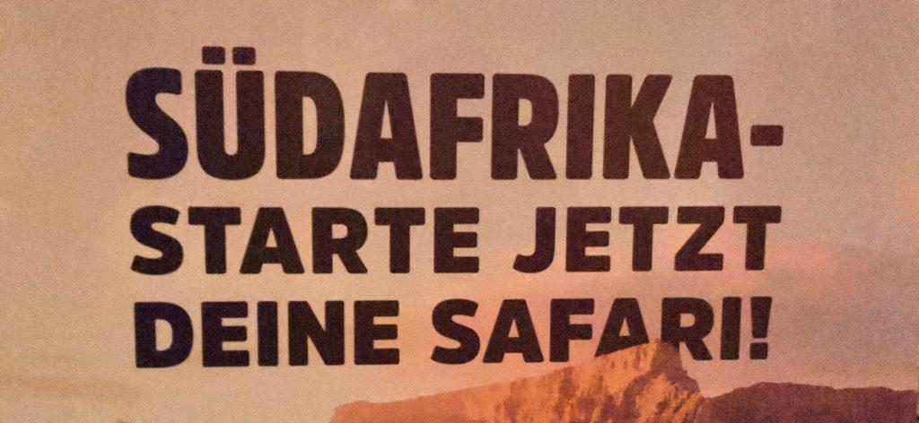 [Fernweh]: Ein Abend in Südafrika