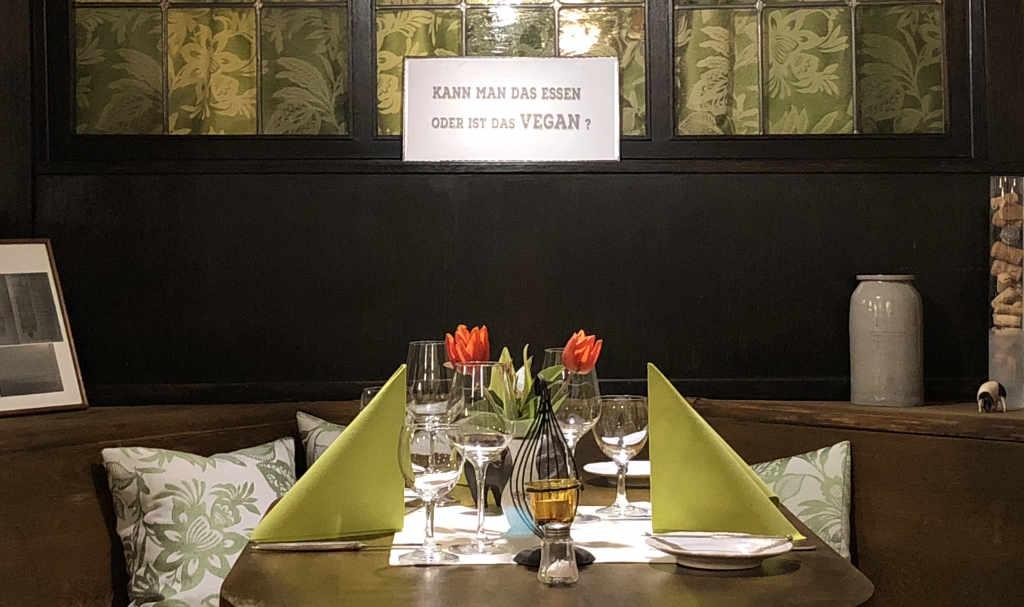 Vegane-Küche